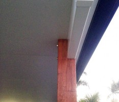 Maxi Beam and 140mm Timber Post