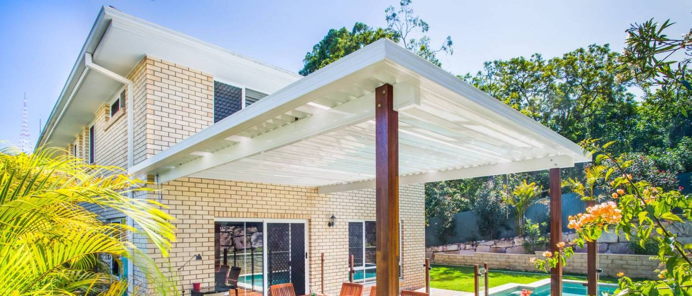 Experience the Trueline difference with a Coolskin Patio