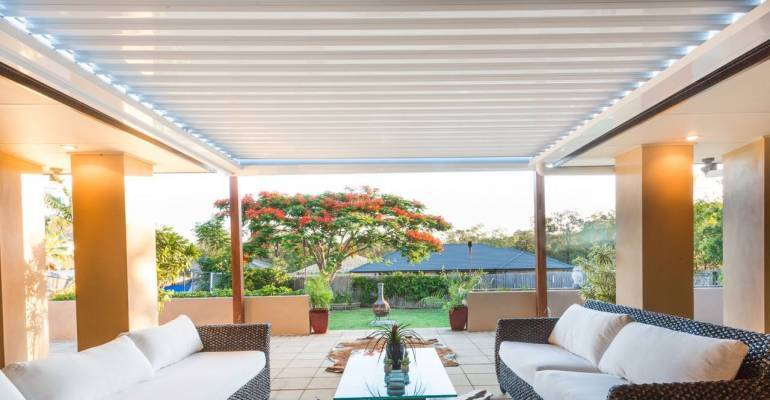 LOVE where you Live with a stylish Patio, Carport or outdoor living space